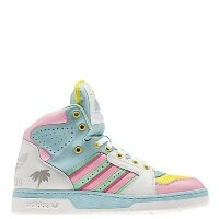 adidas Jeremy Scott License plate Miami