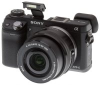 Sony Alpha NEX-6 Kit
